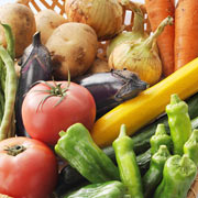 cobaさんオススメ!夏野菜と塩の詰め合わせ(週刊現代の逸品8月6日発売号掲載)