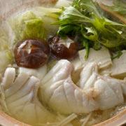 東尾修さんオススメ!『福井鮮魚』天然クエ鍋セット