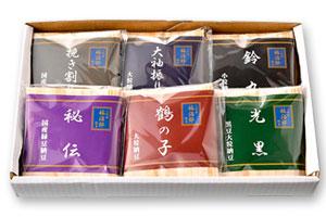 長崎宏子さんオススメ!納豆6種詰合せ の説明画像
