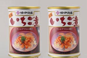 室井佑月さんオススメ!いちご煮(2缶) の説明画像